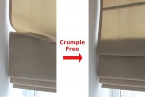 crumple free